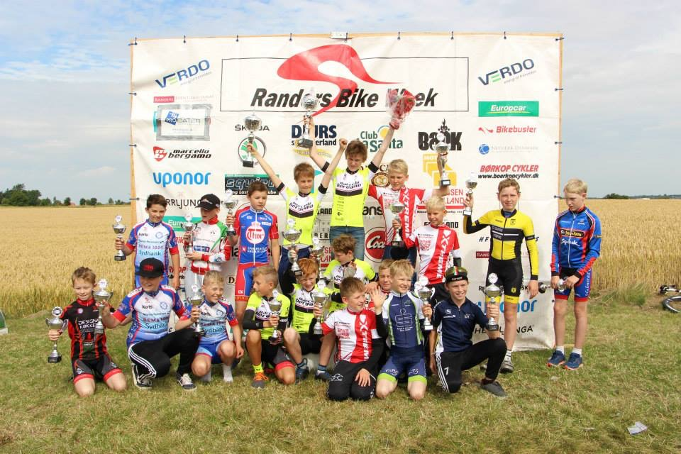 U13 after 4 stages